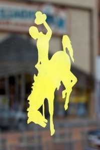 University of Wyoming logo (photo courtesy of Alan Levine/flickr)