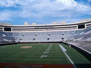 Boone Pickens Stadium will get rowdy this season as the Cowboys fight for another Big 12 title. (Photo courtesy of ensign_beedrill/flickr)