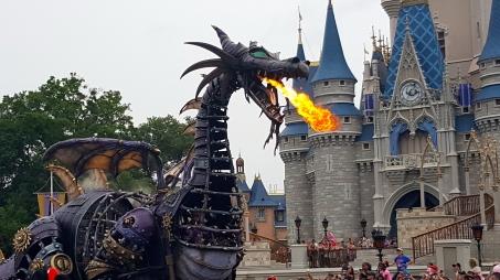 Festival of Fantasy Parade, Orlando