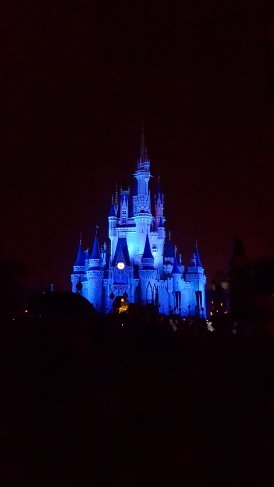 Cinderella Castle, Orlando