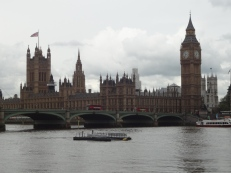 Big Ben and Parliamentary Buildings