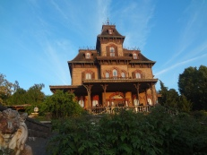 Phantom Manor-Disneyland Paris