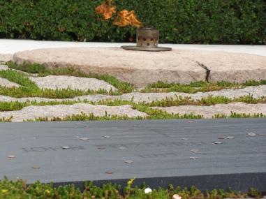 John F. Kennedy's Grave