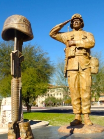 Enduring Freedom Memorial, Phoenix